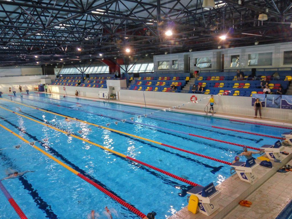 Riga 2020 - Pool