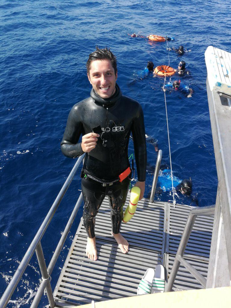 Adriatic Depth Trophy 2020  Minja Marincovic